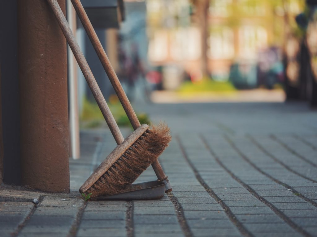 End of Tenancy Cleaning – Pinpoint Homes
